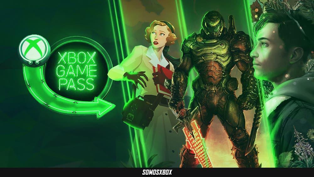 todos los juegos de Xbox Game Pass en Xbox