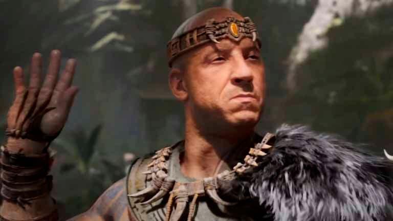 Vin Diesel es protagonista del tráiler que anuncia ARK II en los The Game Awards 1