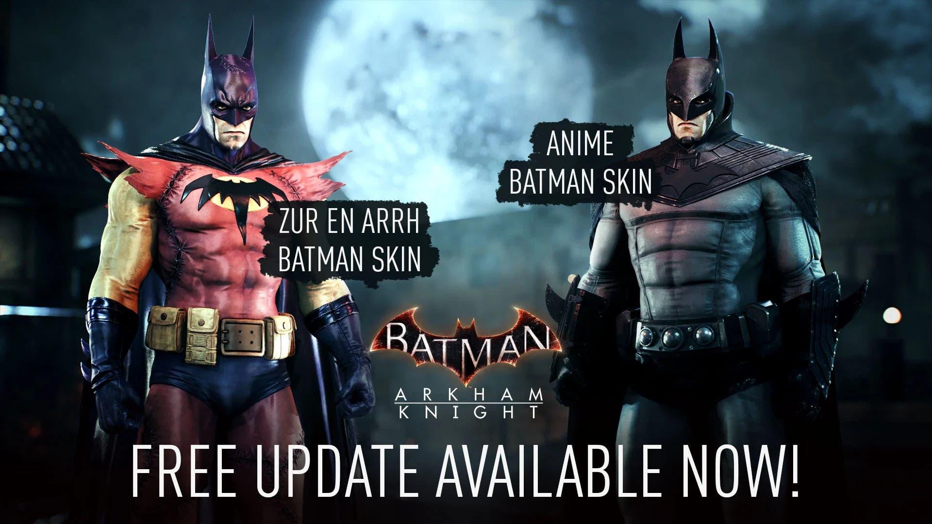 Batman: Arkham Knight recibe nuevo contenido casi 5 años después 2