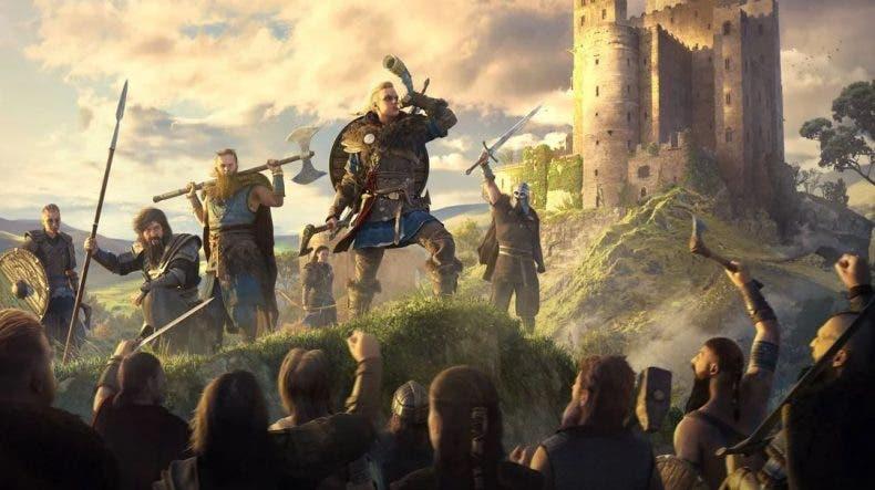 nueva actualización a Assassin's Creed Valhalla