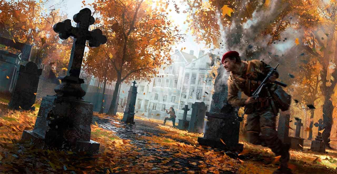 desarrollo de Battlefield 6