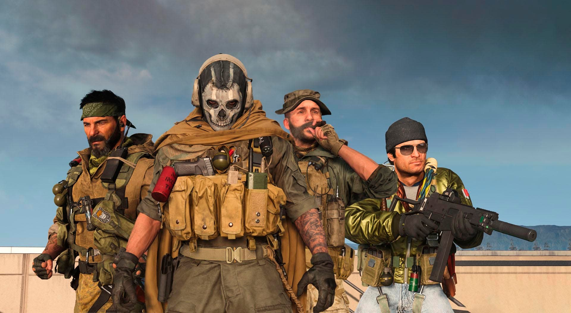 La primera temporada de Call of Duty: Black Ops Cold War ve retrasado su lanzamiento 5