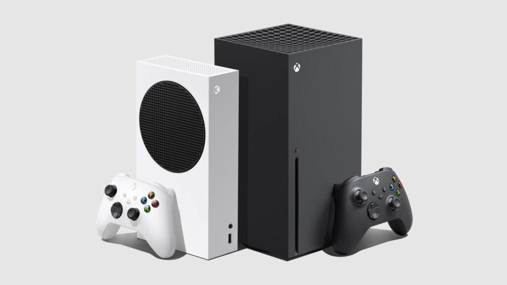 Disponible una actualización de Xbox Series X S