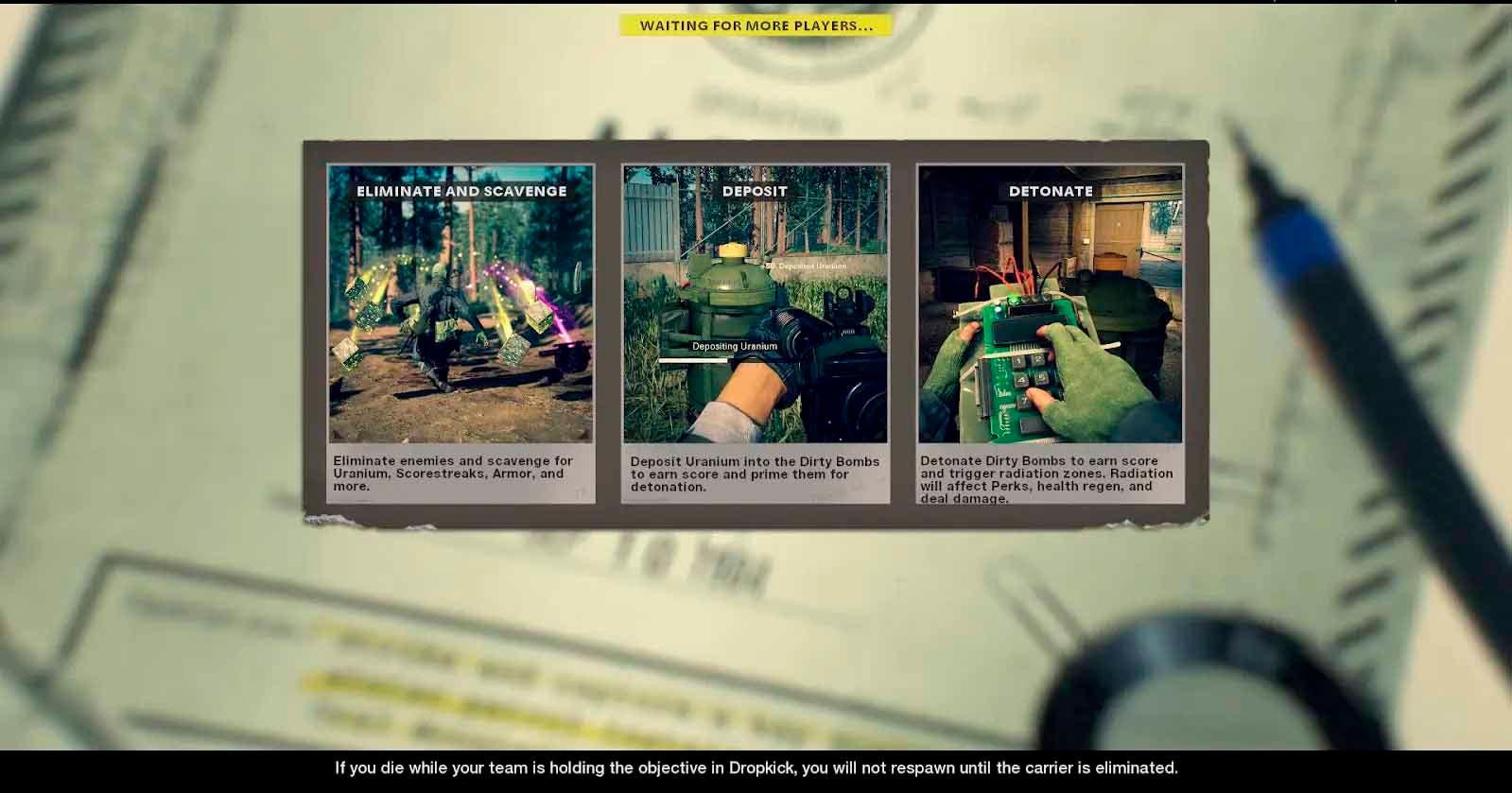 Filtrado un nuevo modo de juego de Call of Duty: Black Ops Cold War 1