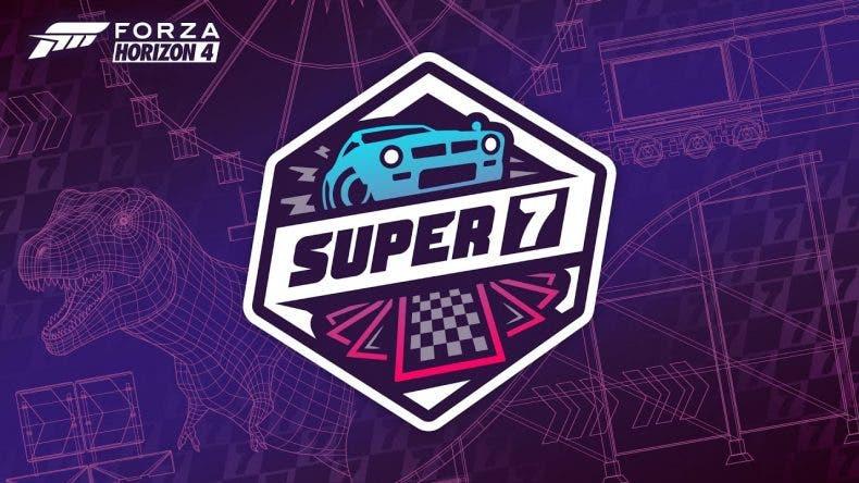 Crea tus propios circuitos acrobáticos en Forza Horizon 4 con su nuevo modo Super7 1