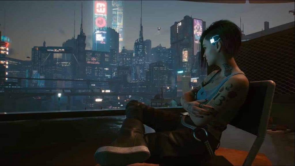 Cyberpunk 2077's First Big Patch 2021 Now Available