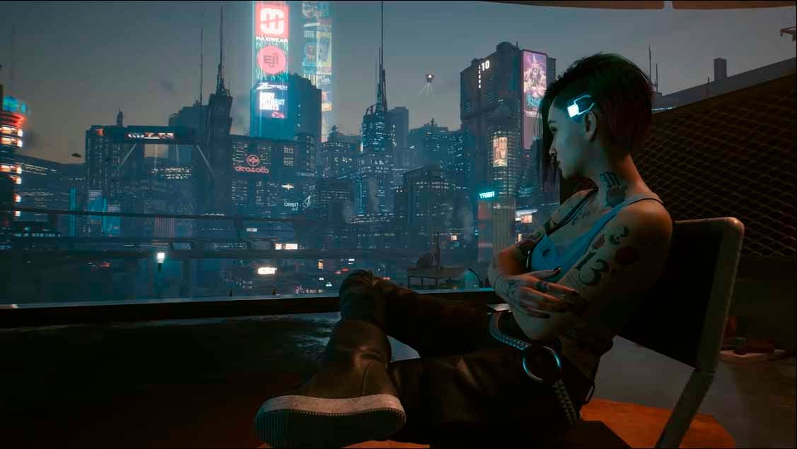 Cyberpunk 2077 patch 1.1 arrives with a game-breaking bug 1