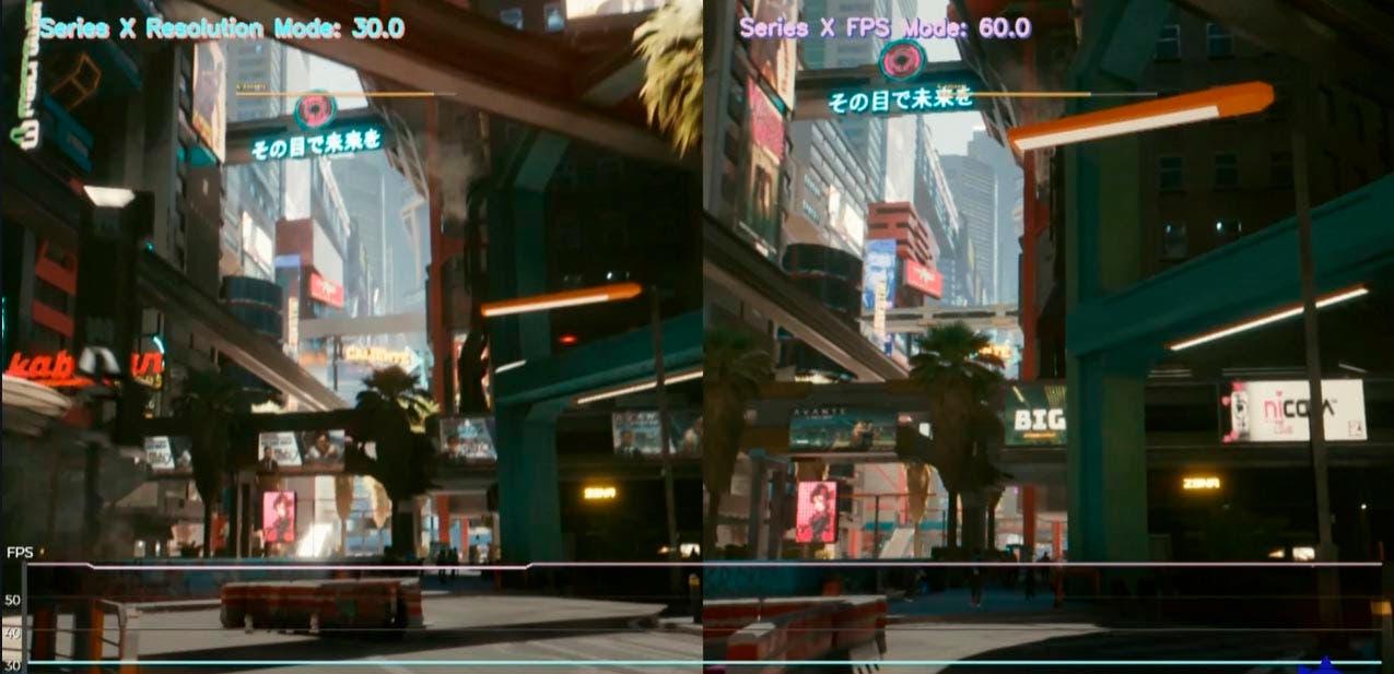 Comparan el rendimiento de Cyberpunk 2077 en todas las consolas 2