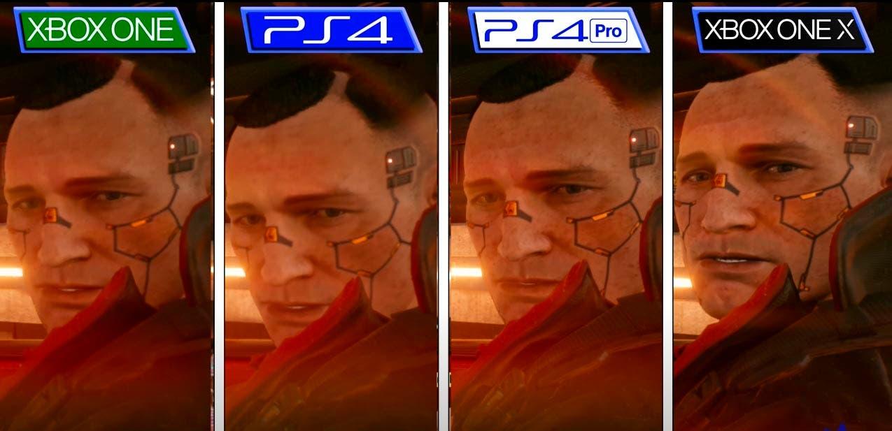Comparan el rendimiento de Cyberpunk 2077 en todas las consolas 1