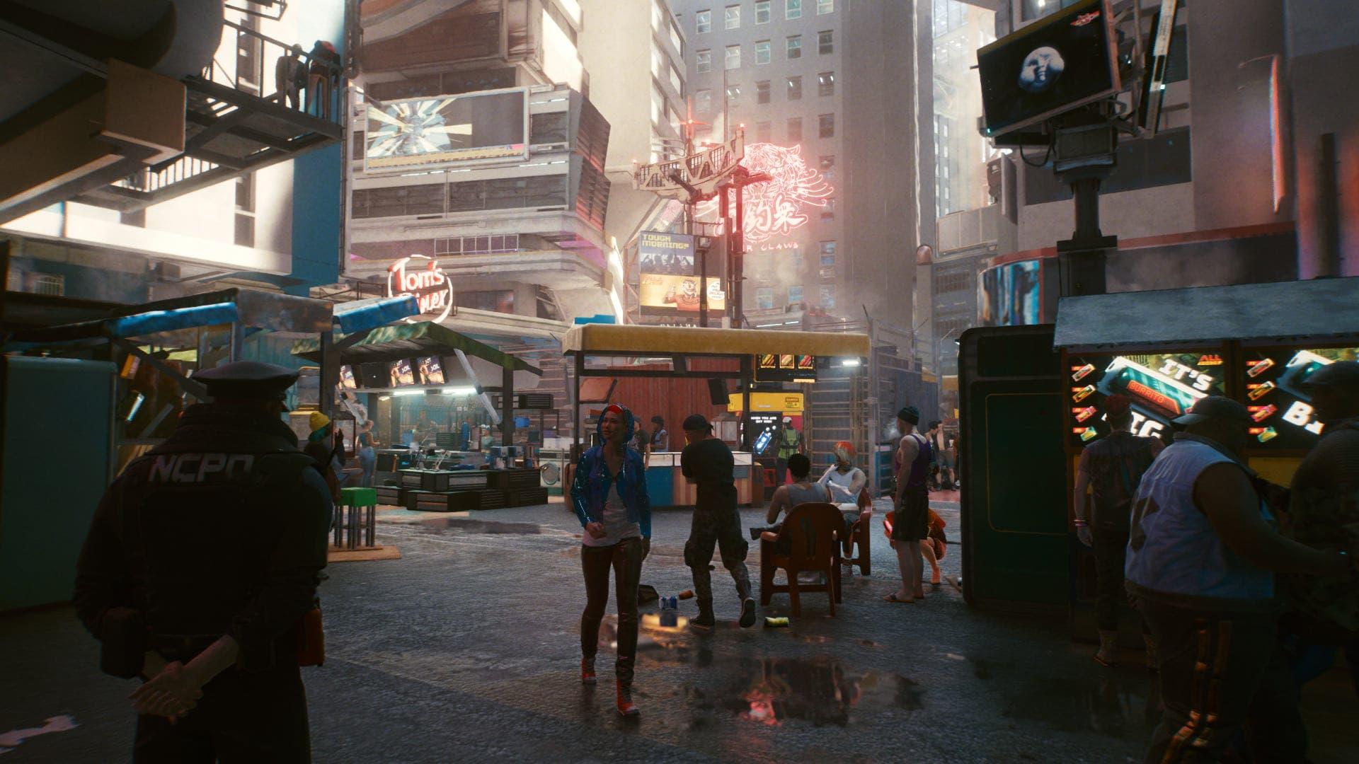 Nueva filtración expone los contenidos futuros de Cyberpunk 2077, tanto gratuitos como de pago 2