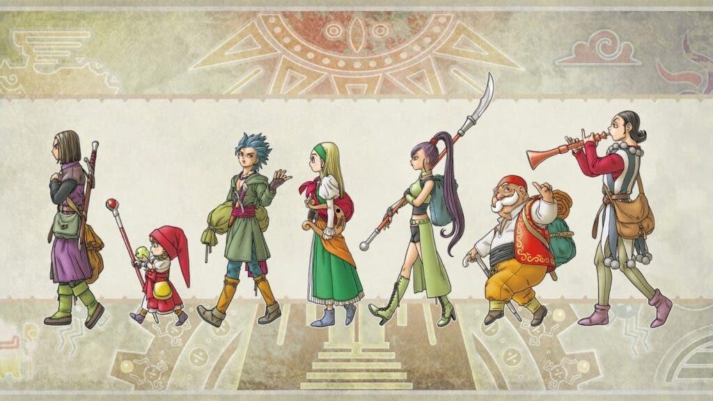 Impresiones de Dragon Quest XI S: Ecos de un pasado perdido - Edición Definitiva para Xbox 1