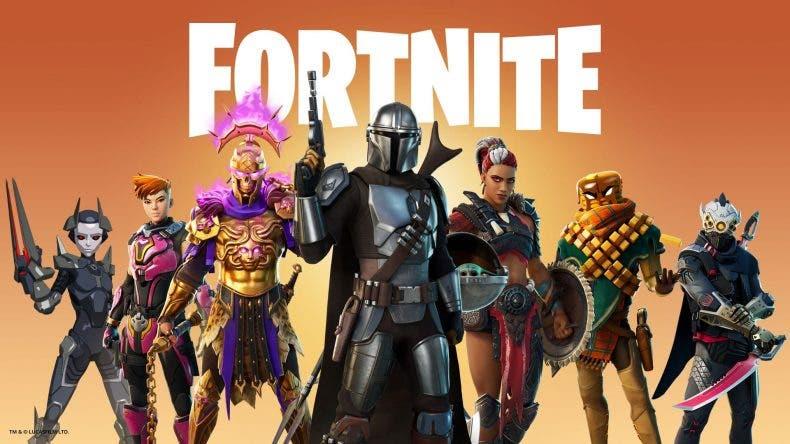 nuevas skins de Fortnite