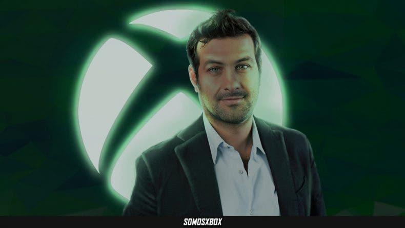 Entrevista a Cédric Mimouni Xbox Lead Mediterranean & Iberia 1