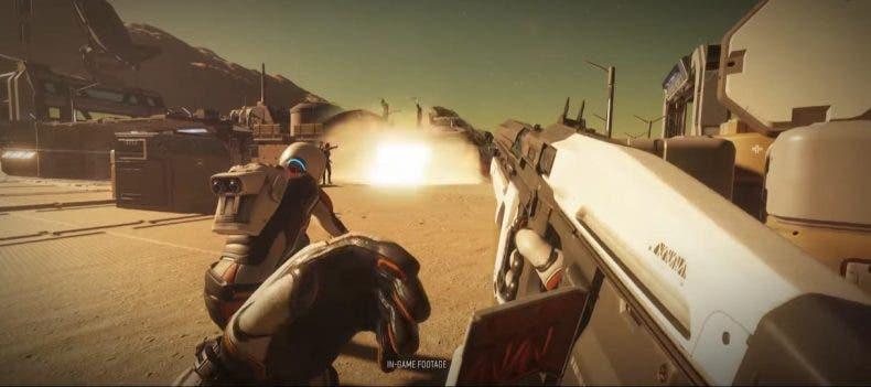 La nueva expansión Elite Dangerous: Odyssey muestra su primer gameplay 1