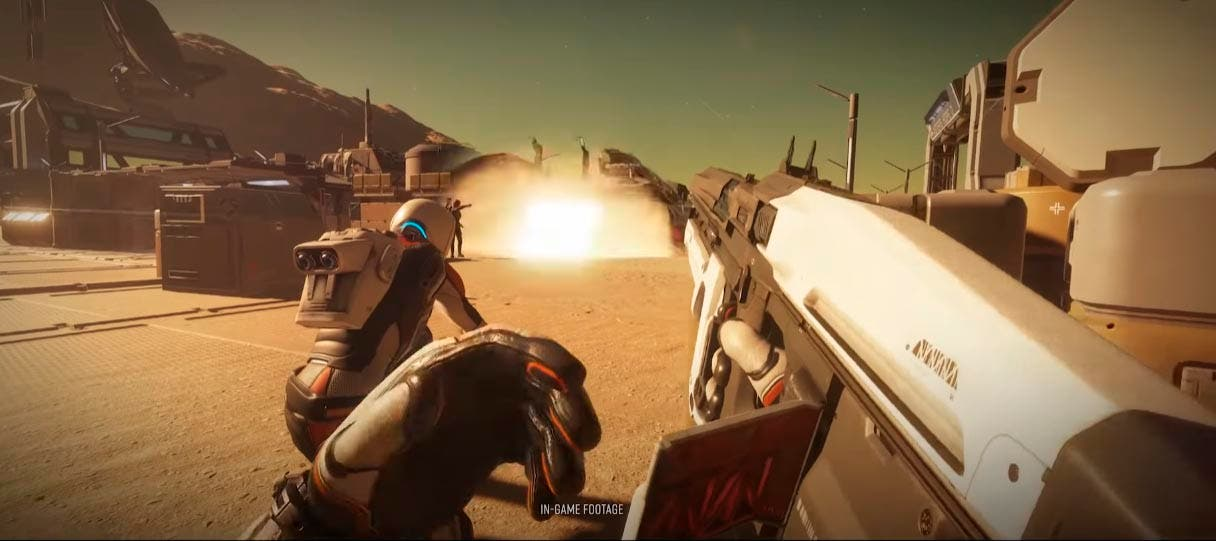 Elite Dangerous: Odyssey muestra su gameplay y concreta fecha para su test en PC 2