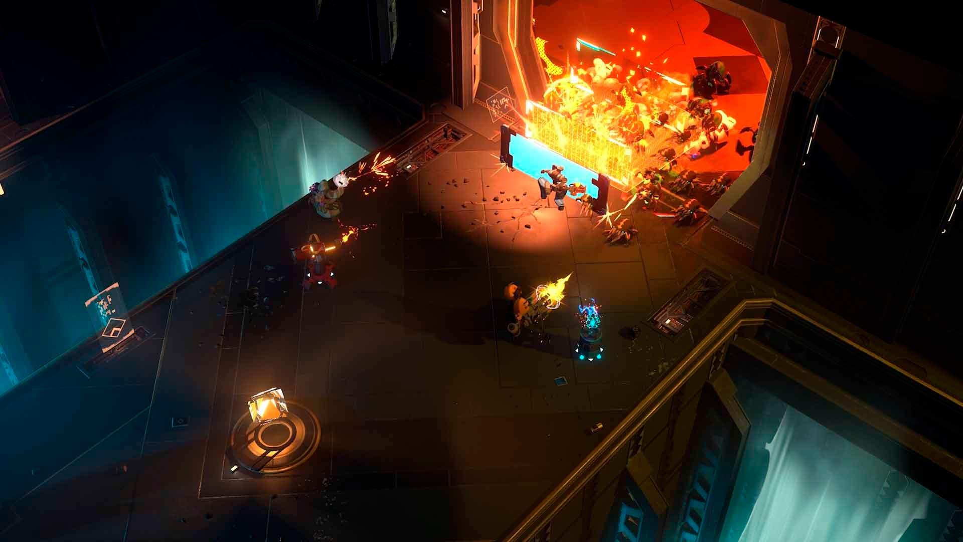 Endless Dungeon confirma su llegada a PC y consolas, incluida la nueva generación 2