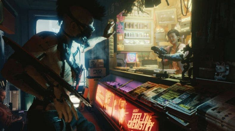 conseguir dinero rápido en Cyberpunk 2077