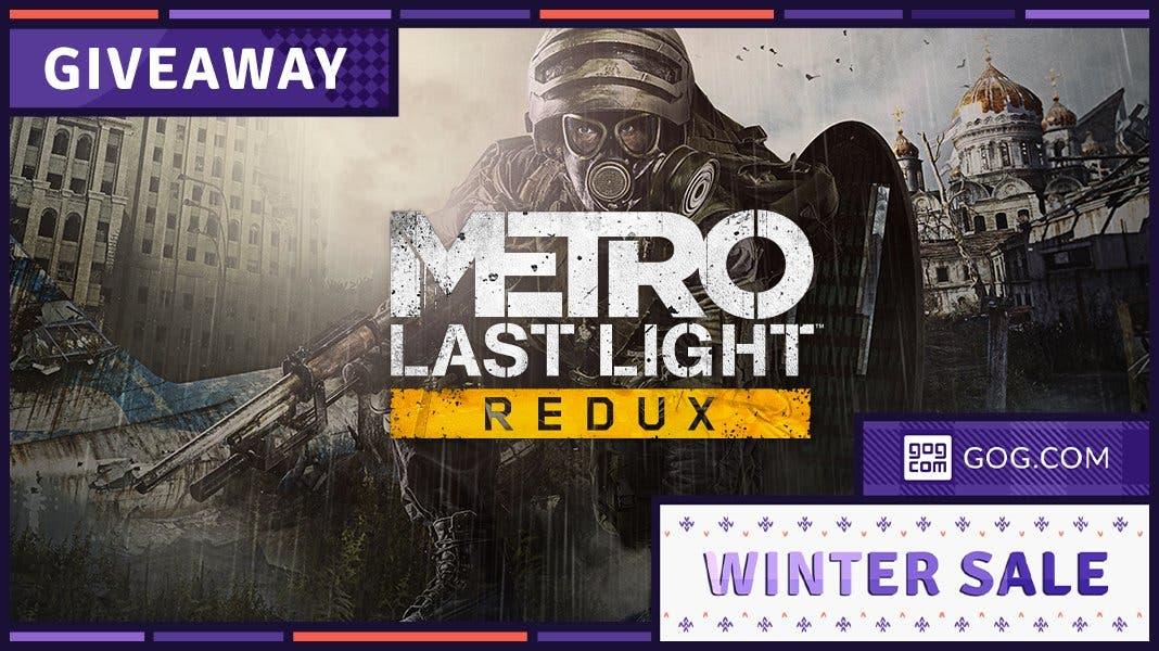 Metro Last Light Redux gratis para PC