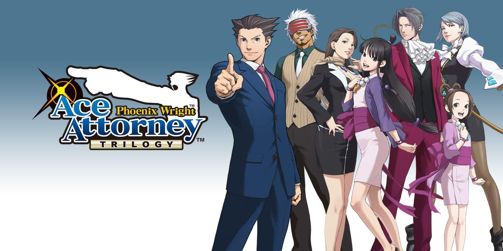 Phoenix Wright Ace Attorney Trilogy podría llegar a Xbox Game Pass
