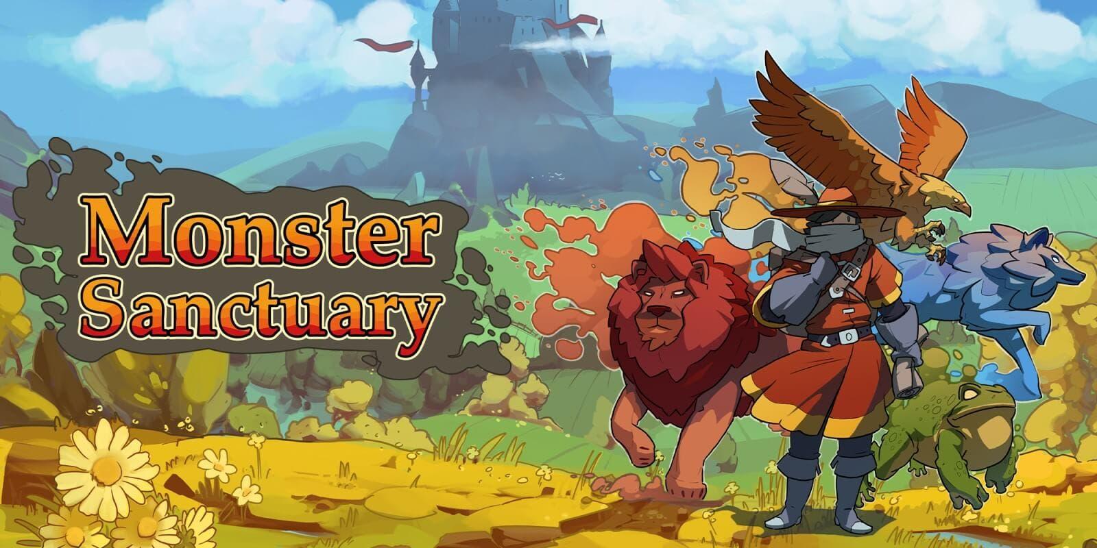 Monster Sanctuary en Xbox Game Pass PC