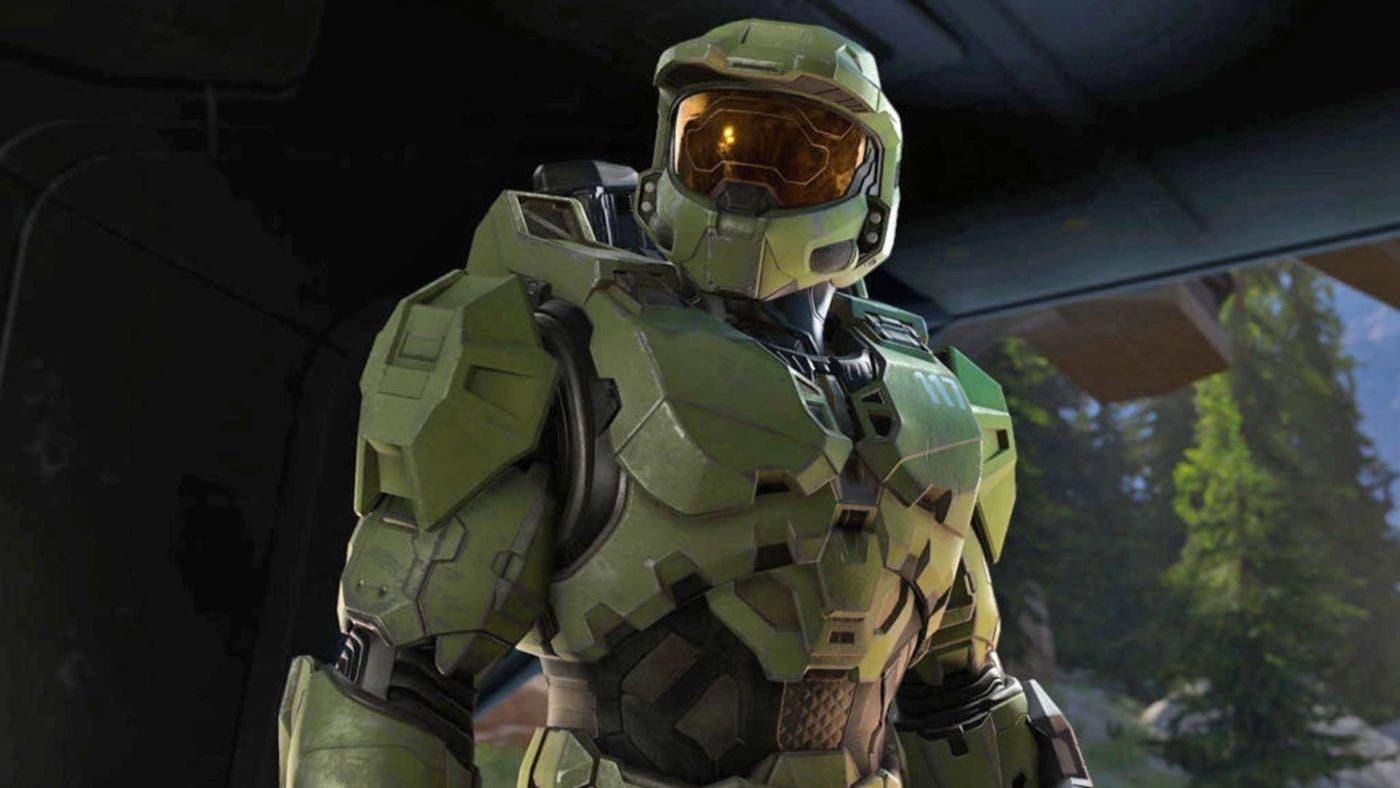 Comparan el rendimiento de la prueba técnica Halo Infinite en Xbox Series X y Xbox One 5