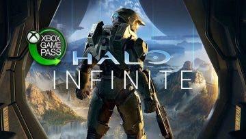 portada de Halo Infinite al más puro estilo de Halo 3