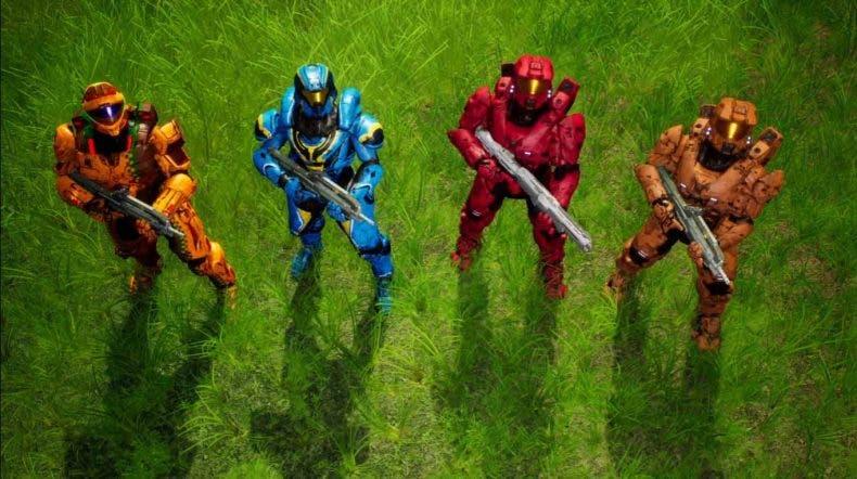 Nuevo tráiler de Fortnite se centra en Halo ¿Anticipo de algún modo de juego? 1