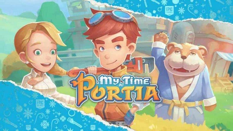 Consigue My Time At Portia gratis en la Epic Games Store por tiempo limitado 1