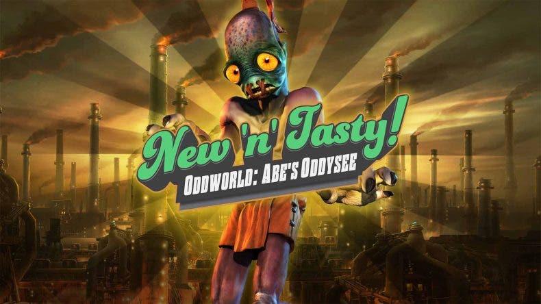 Oddworld: New 'n' Tasty es el segundo juego gratuito de la Epic Games Store 1