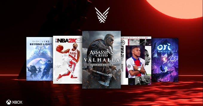 Ofertas en juegos de los premios The Game Awards en Xbox 1