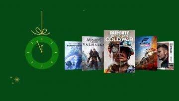 Ofertas de Navidad a la Xbox Store