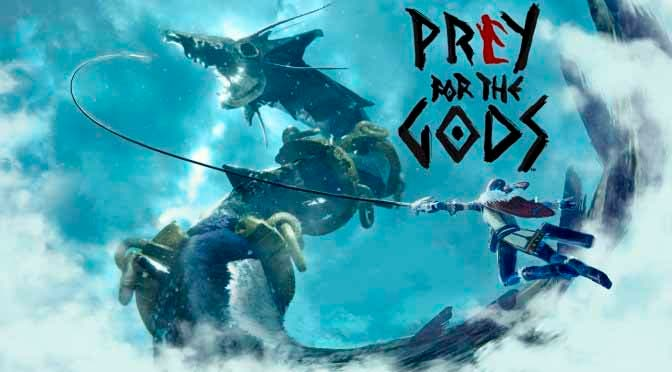 Praey for the Gods regresa a la actualidad mostrando un nuevo gameplay 1