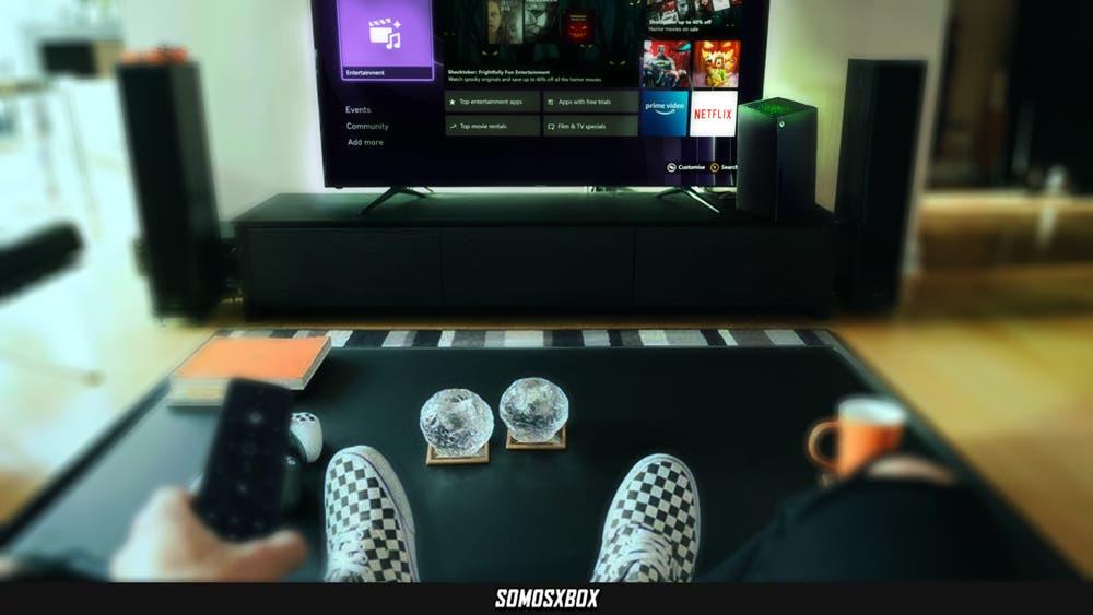 ¿Es Xbox Series X y Series S un buen centro multimedia para tu tv? 3
