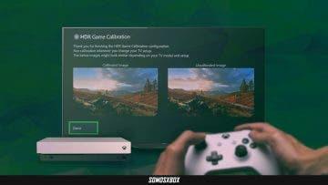 Cómo configurar el HDR en Xbox 11