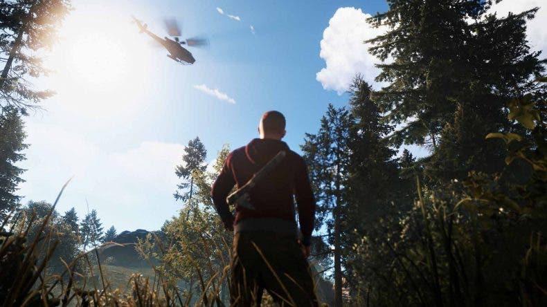 Rust Console Edition se muestra en un gameplay corriendo en Xbox One X 1