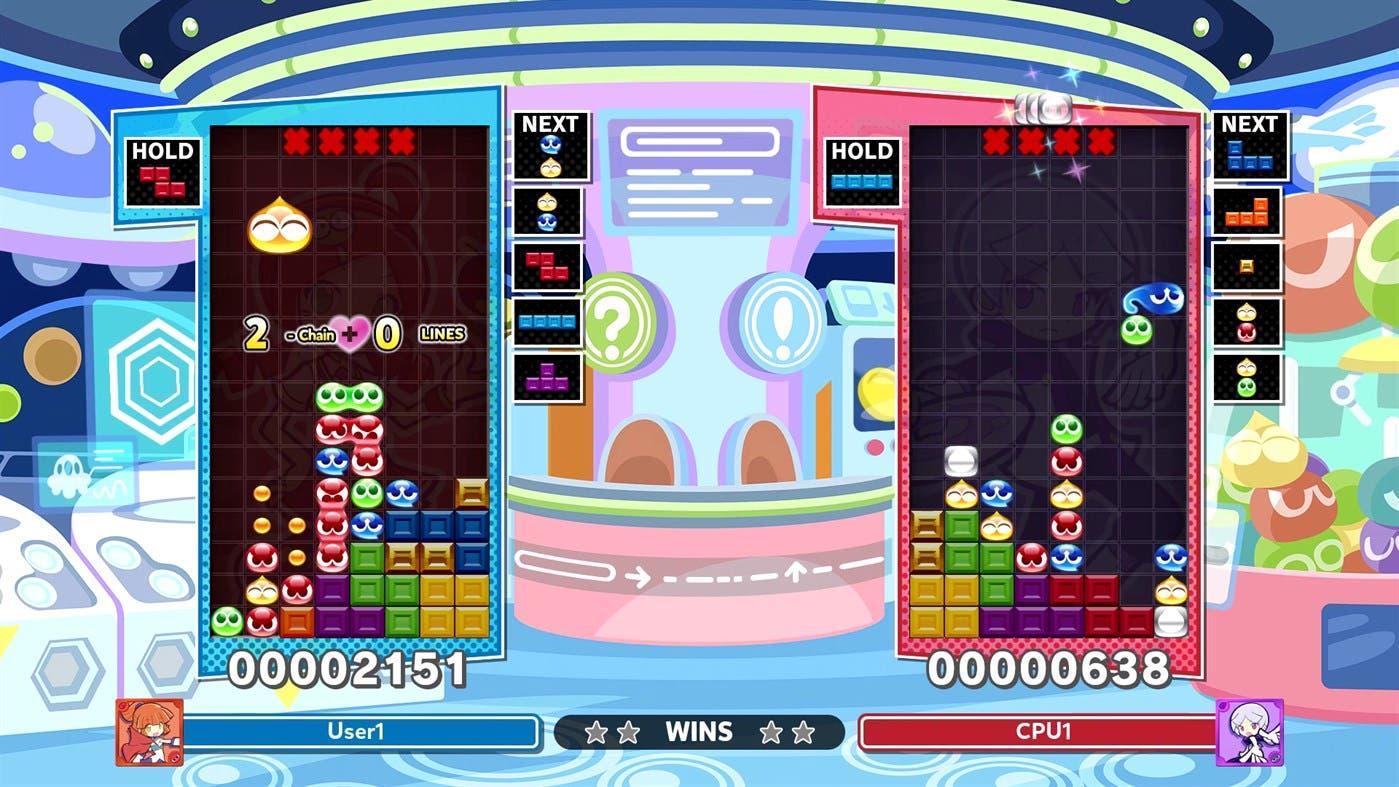 Análisis de Puyo Puyo Tetris 2 - Xbox Series X|S 2
