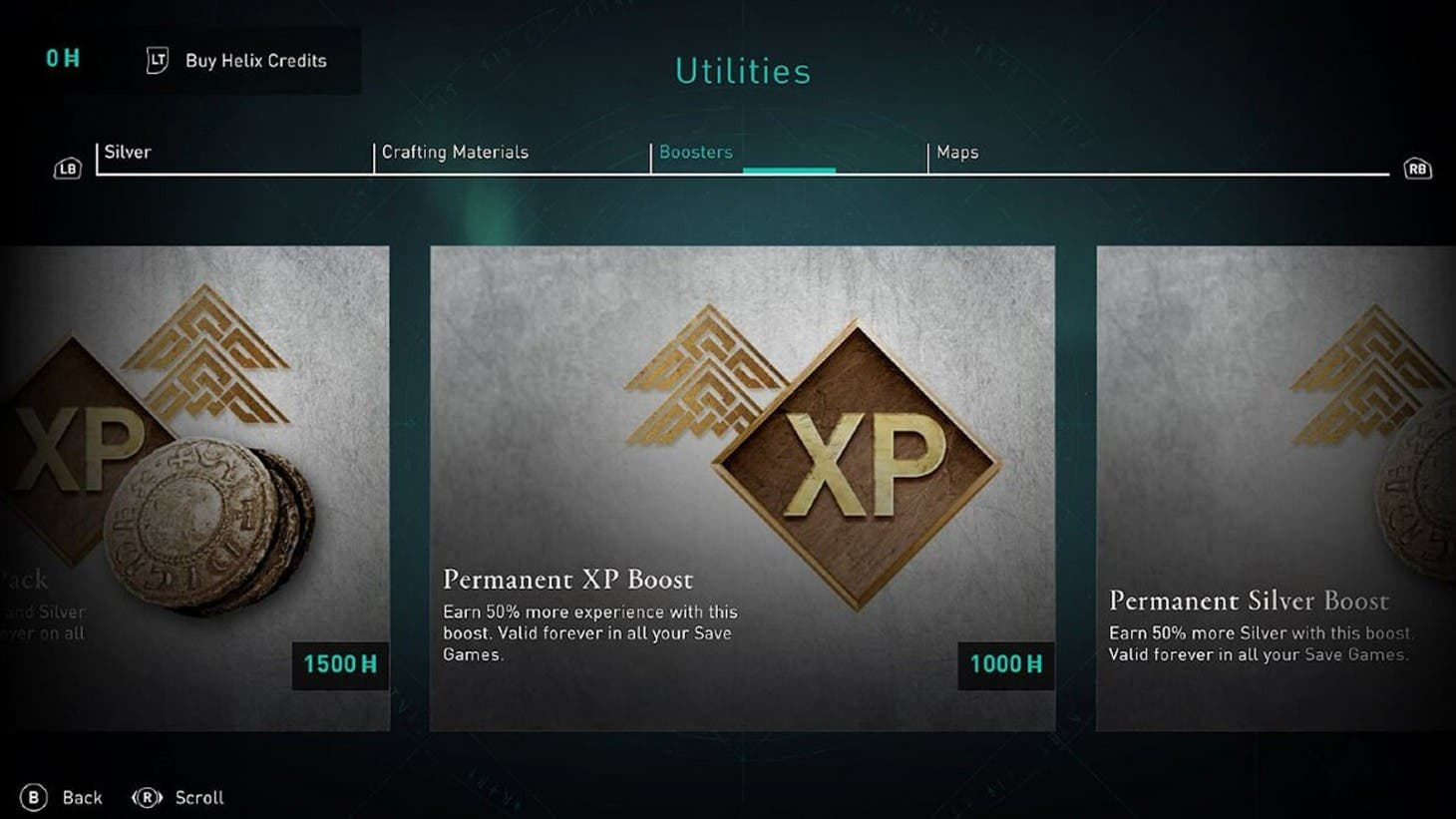 Assassin's Creed Valhalla añade microtransacciones para subir rápido de nivel con su último parche 1