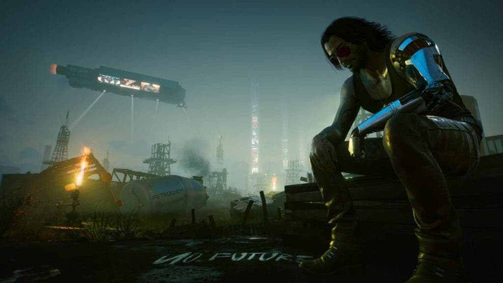 content removed in Cyberpunk 2077