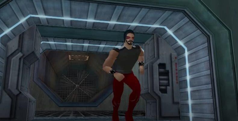 Así sería Cyberpunk 2077 en Xbox 360 1