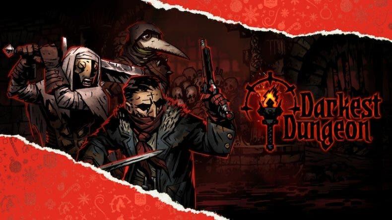 Consigue Darkest Dungeon gratis en la Epic Games Store 1