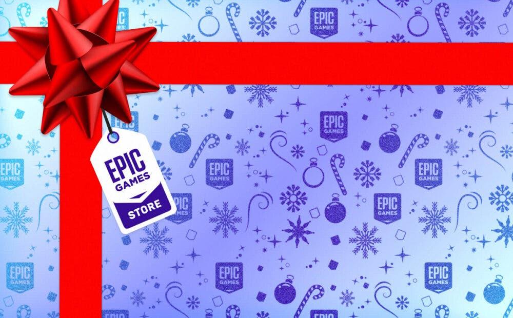 próximos juegos gratis de la Epic Games Store por navidad