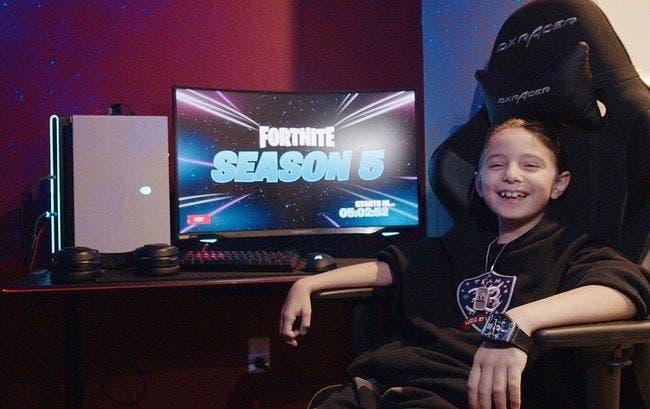 Un jugador de 8 años se une a un equipo de eSports y recibe un bono por firmar de 33 mil dólares 3