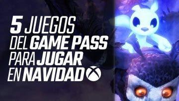 5 Juegos de Xbox Game Pass para jugar en Navidad 2