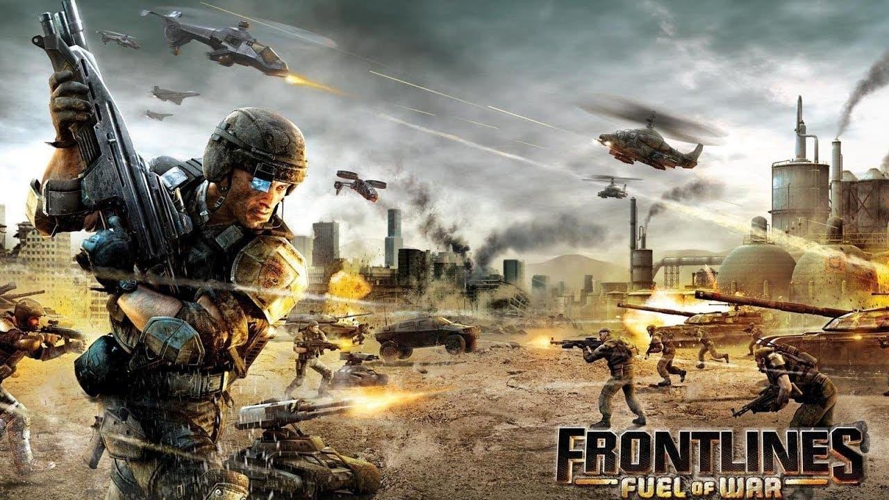 Consigue gratis Frontlines Fuel of War para Xbox Series X|S y Xbox One