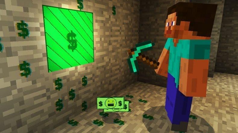 Un youtuber esconde gift cards en un servidor de Minecraft de un valor total de 100 mil dólares 1