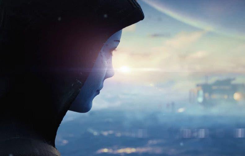 El nuevo Mass Effect se deja ver en un primer tráiler en The Game Awards 1