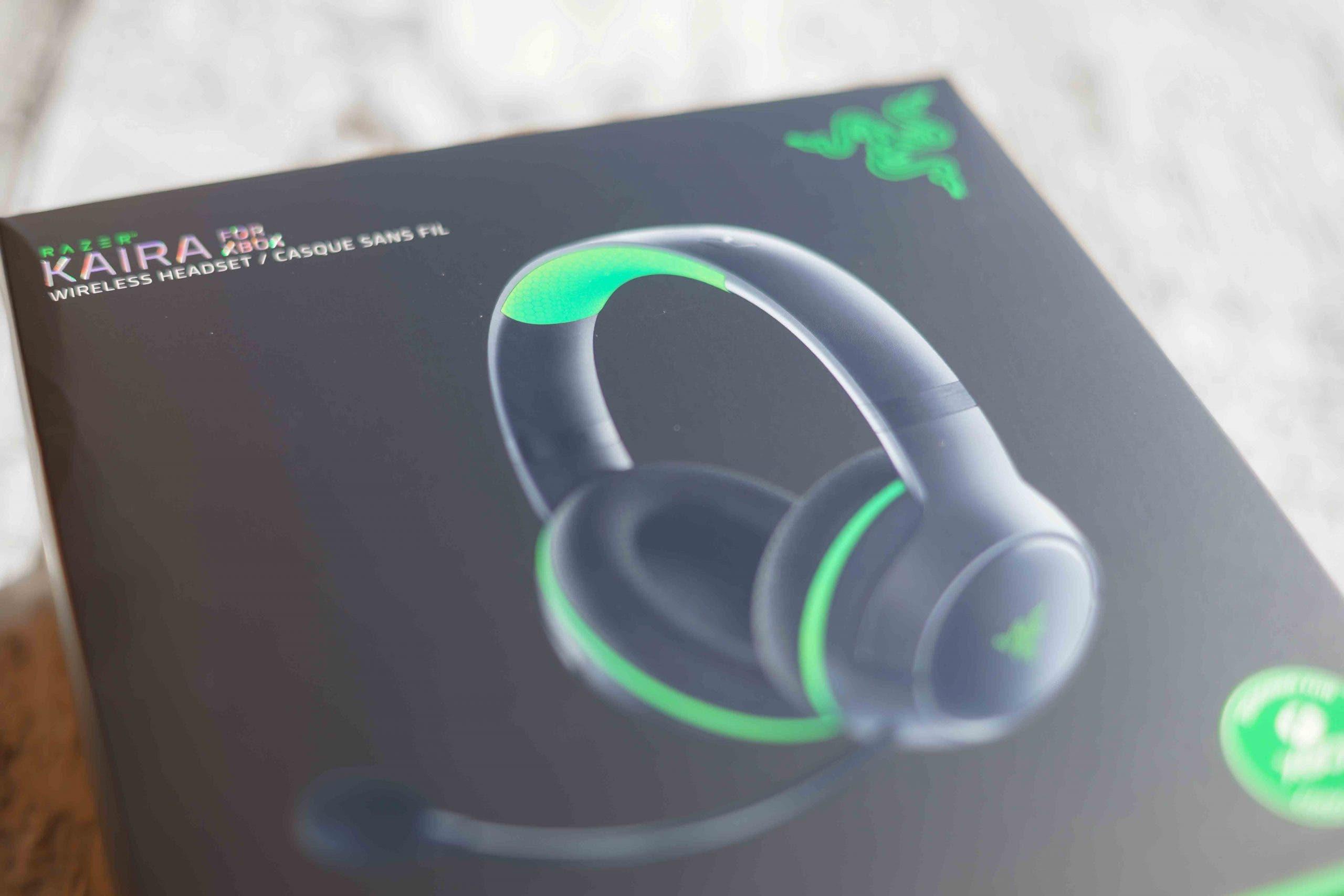 Análisis de los auriculares Razer Kaira 4
