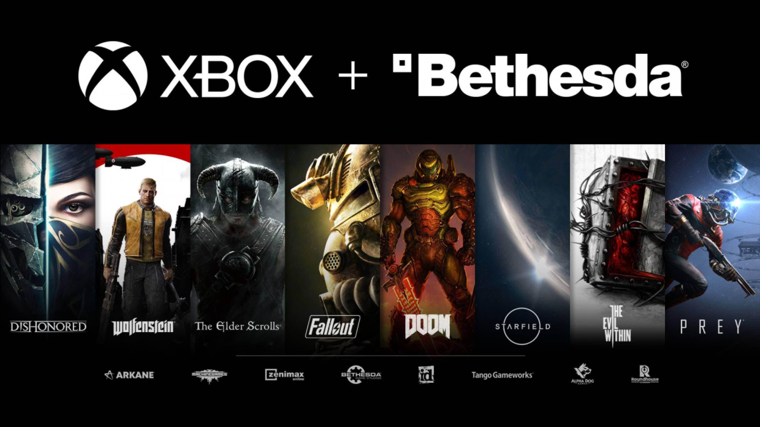 anuncios de Xbox en 2020