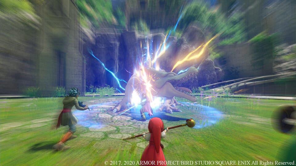 Impresiones de Dragon Quest XI S: Ecos de un pasado perdido - Edición Definitiva para Xbox 2