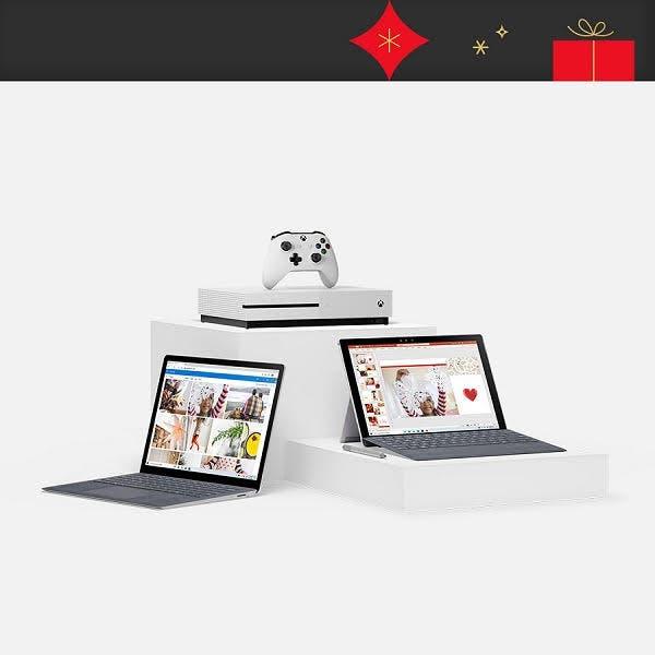 Ya están aquí las Ofertas de Navidad de Microsoft con grandes descuentos en consolas, juegos y mucho más 2